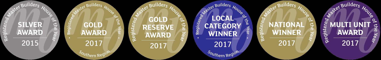 Master Builder Awards