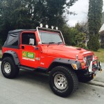 Four Square Jeep