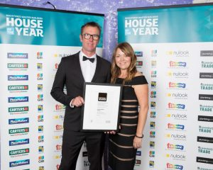 James and Mia at House of the Year