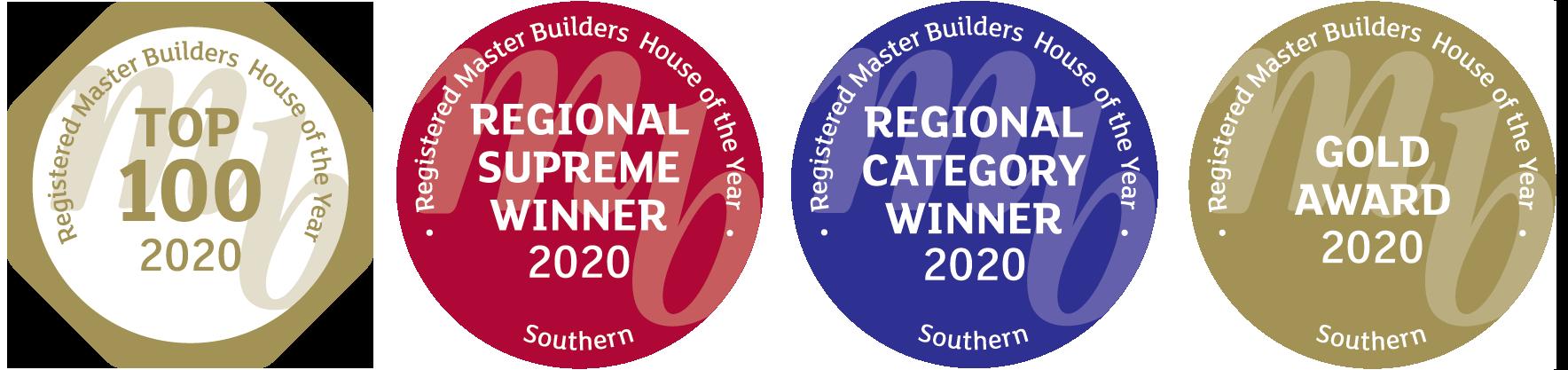 Master Builders Awards Dalefield